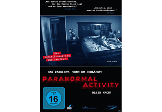 Paranormal Activity - (DVD)