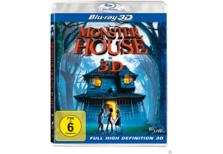Monster House - (3D Blu-ray)
