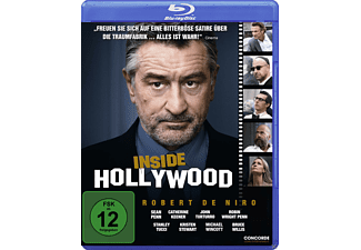 INSIDE HOLLYWOOD - (Blu-ray)