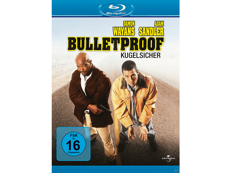 Bulletproof - Kugelsicher [Blu-ray]