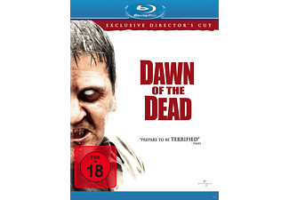 Dawn of the Dead Drama Blu-ray