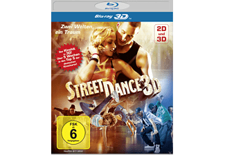STREET DANCE (2D+3D VERSION) - (3D Blu-ray)