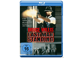 Last Man Standing Action Blu-ray