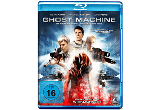 Ghost Machine - (Blu-ray)