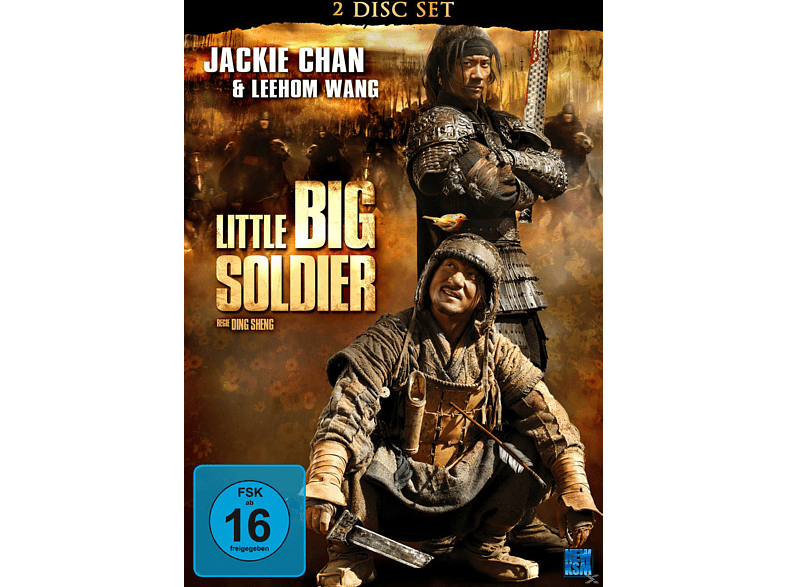 Little Big Soldier [DVD]