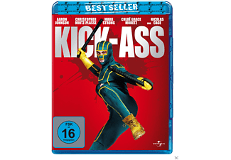 Kick-Ass Action Blu-ray