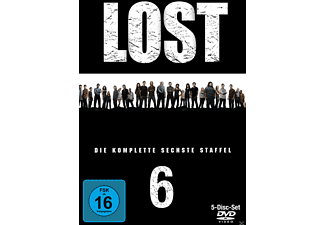 Lost - Staffel 6 [DVD]