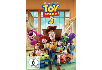 Toy Story 3 - (DVD)