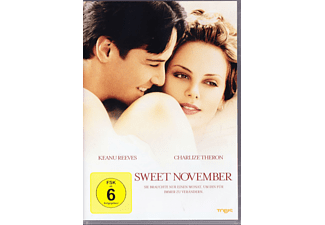 Sweet November (Keanu Reeves, Charlize Theron) Romantik DVD
