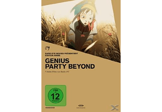GENIUS PARTY BEYOND (EDITION ANIME) - (DVD)