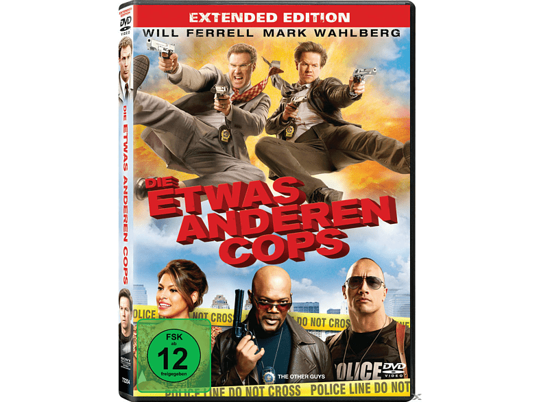 Die etwas anderen Cops (The Extended Other Edition) [DVD]