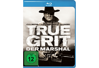 True Grit – Der Marshal (1969) [Blu-ray]