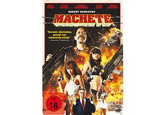 Machete Action DVD