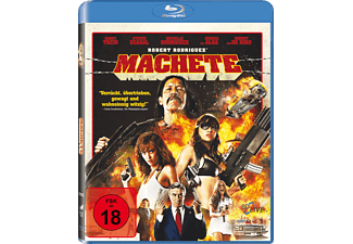 Machete Action Blu-ray