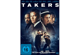 Takers - (DVD)