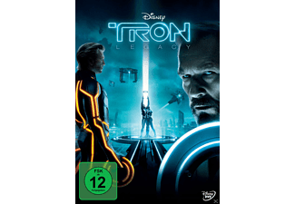 Tron: Legacy Action DVD