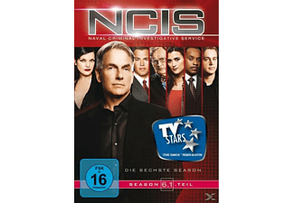 Navy CIS - Season 6 - Box 1 - (DVD)