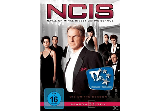 Navy CIS - Staffel 3.1 [DVD]