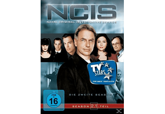 Navy CIS - Staffel 2.1 - (DVD)