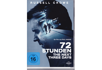 72 Stunden - The Next Three Days - (DVD)