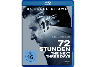 72 Stunden - The Next Three Days - (Blu-ray)
