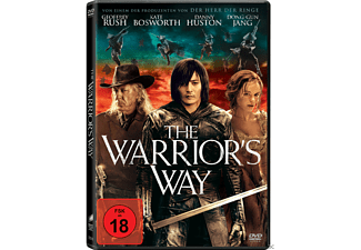 The Warrior's Way - (DVD)