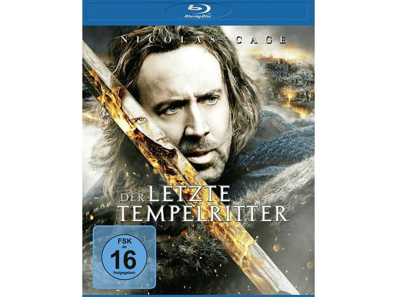Der letzte Tempelritter [Blu-ray]