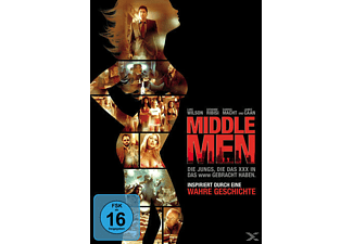 Middle Men - (DVD)