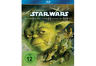 Star Wars: Trilogie - Der Anfang Episode I-III Box Science Fiction Blu-ray