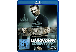 Unknown Identity - (Blu-ray)