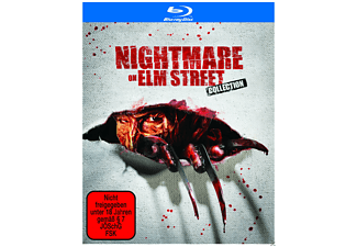 Nightmare on Elm Street Collection Horror Blu-ray