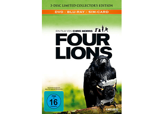 Four Lions - (Blu-ray + DVD)