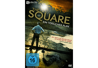 THE SQUARE - EIN TÖDLICHER PLAN - (DVD)