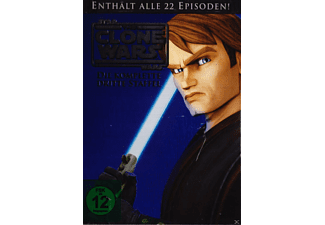 Star Wars: The Clone Wars - Staffel 3 Science Fiction DVD