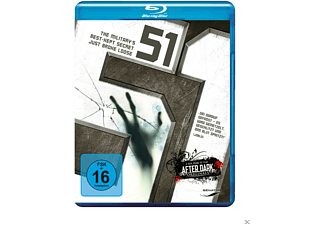 51 - The Military's Best-Kept Secret Just Broke Loose - (Blu-ray)