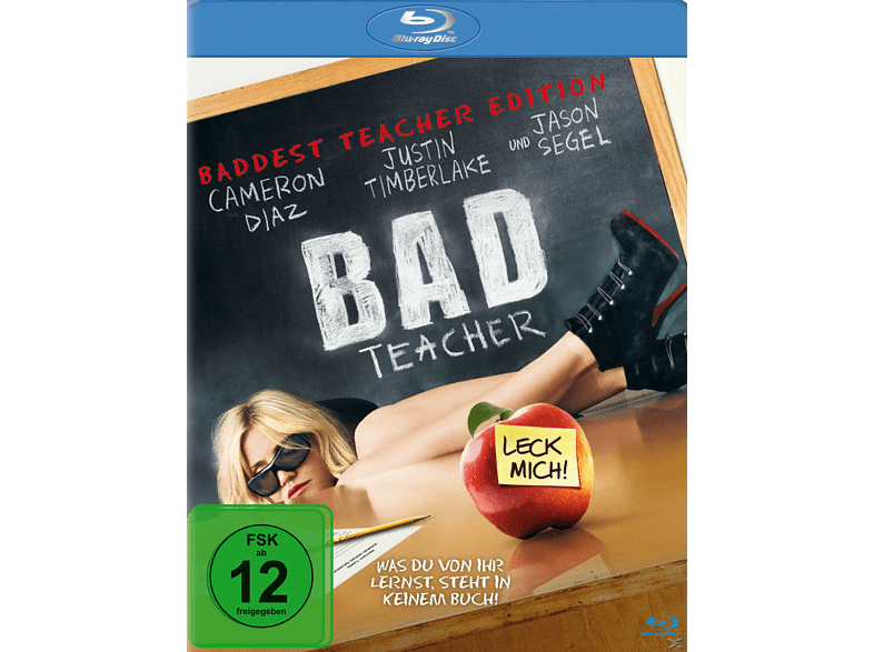 Bad Teacher - Baddest Teacher Edition [Blu-ray]