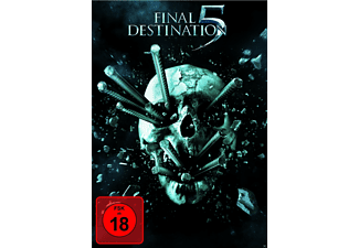 Final Destination 5 Horror DVD