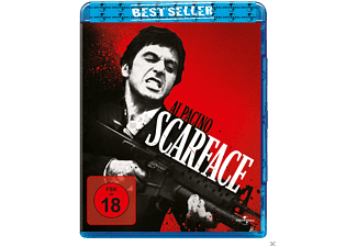 SCARFACE (UNG. VERSION/REPLENISHMENT) - (Blu-ray)