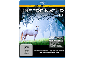 Unsere Natur 3D - (3D Blu-ray)