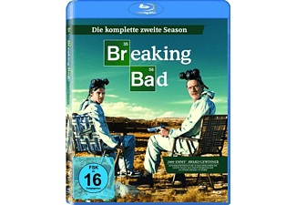 Breaking Bad - Staffel 2 - (Blu-ray)