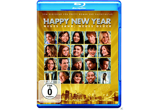 Happy New Year - (Blu-ray)