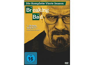 Breaking Bad - Staffel 4 - (DVD)