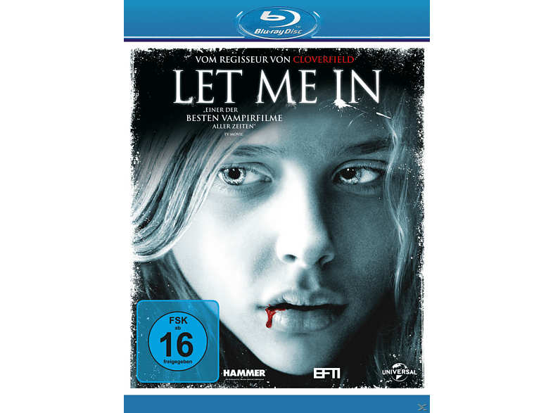 Let me in [Blu-ray]