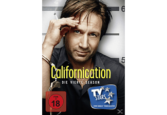Californication - Staffel 4 Komödie DVD