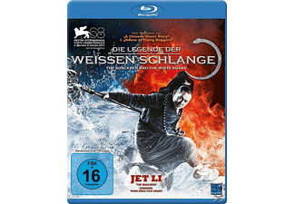 Die Legende der Weißen Schlange - The Sorcerer and the White Snake Fantasy Blu-ray