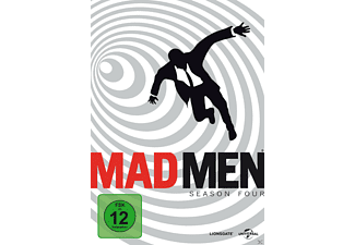 Mad Men - Staffel 4 [DVD]