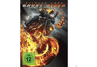 Ghost Rider: Spirit of Vengeance Action DVD