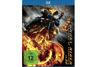 Ghost Rider: Spirit of Vengeance  - 3D-Edition - (3D Blu-ray)