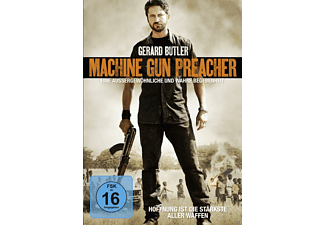 Machine Gun Preacher - (DVD)