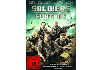 Soldiers of Fortune - (DVD)